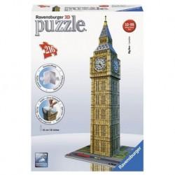 Ravensburger Puzzle 3D Big Ben (216 pièces)