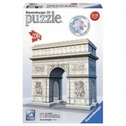 Ravensburger Puzzle 3D Arc de Triomphe (216 pièces)
