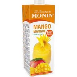 Monin Smoothie Mangue 1L (lot de 3)