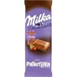 Milka Goût Patamilka aux Noisettes 270g (lot de 6)