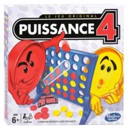 Hasbro Jeu de Société Puissance 4