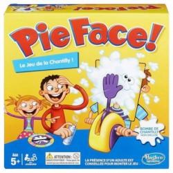 Hasbro Jeu de Société Pie Face, le Jeu de la Chantilly
