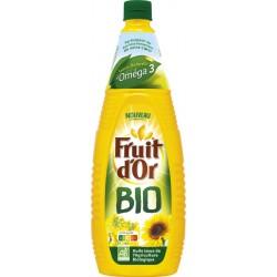 Fruit D Or Huile tournesol Bio FRUIT D'OR