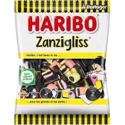 HARIBO Bonbons Zanzigliss 300g (lot de 9)