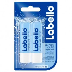 Labello Stick Lèvres Hydro Care Duo 4,8g (lot de 3)