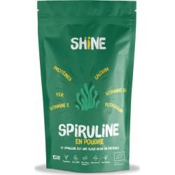 Shine Spiruline bio en poudre