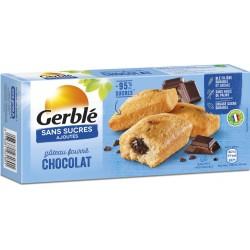 Gerble Gâteau fourré chocolat s/sucres ajoutés