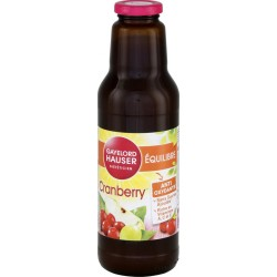 Gayelord Hauser Jus de Cranberry