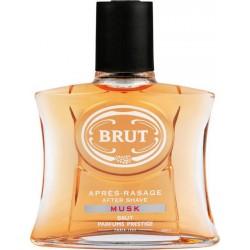 Brut Après-Rasage Musk 100ml (lot de 3)