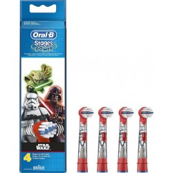 Oral B Brossette dentaire Star Wars x4 ORAL-B