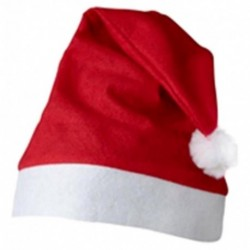 Bonnet de Noël taille Adulte (lot de 4)