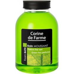 Corine de Farme Bain Moussant Parfum Thé Vert 1L (lot de 4)