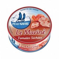 Petit Navire Thon Le Mariné Tomates Séchées 110g (lot de 5)