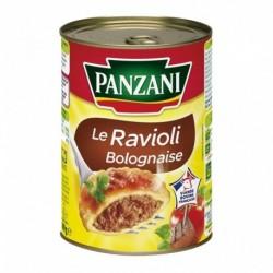Panzani Le Ravioli Bolognaise 400g (lot de 8)