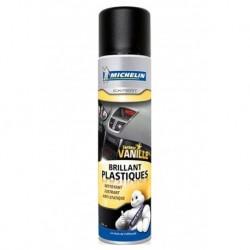 Michelin Expert Brillant Plastiques Nettoyant Lustrant Anti-Statique Senteur Vanille 500ml (lot de 3)