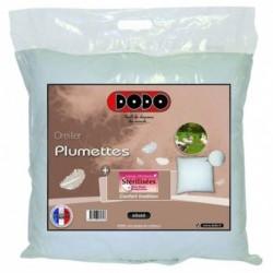Dodo Oreiller Plumettes Format 60X60 (lot de 2 oreillers)