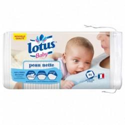 Lotus Baby Peau Nette x85 (lot de 4 soit 340 cotons)