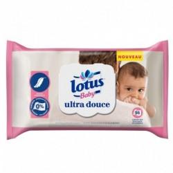 Lotus Baby Peau Nette Lingettes (lot de 6 soit 336 lingettes)