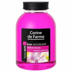 Corine de Farme Bain Moussant Parfum Freesia 1L (lot de 4)