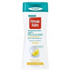 Pétrole Hahn Shampooing Expert Anti Pelliculaire Citrus Cheveux Normaux 250ml (lot de 4)
