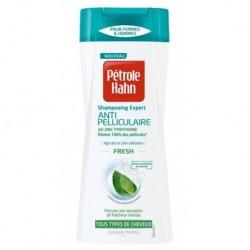 Pétrole Hahn Shampooing Expert Anti Pelliculaire Fresh Tous Types de Cheveux 250ml (lot de 4)